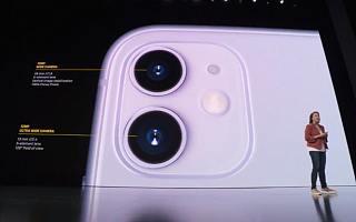 iPhone 11 正式发布:A13 处理器,浴霸相机,699 美元起售