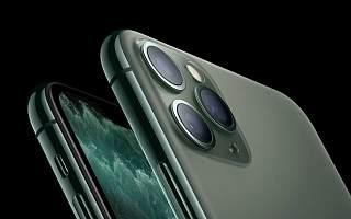 iPhone 11 Pro Max夜间拍照样张出炉:碾压iPhone X