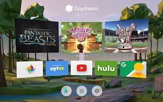 美国食品网站Hulu放弃对谷歌的Daydream VR的支持