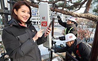 Q2韩国5G用户月均使用24GB流量 AR和VR服务占20%