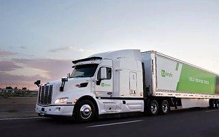 图森未来完成 2.15 亿美元 D 轮融资,将继续拓展无人驾驶运输服务
