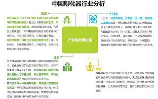 2019年中国产业创新孵化器行业研究报告