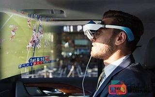 DreamGlass Air可为智能手机,游戏主机和无人机提供私人影院体验