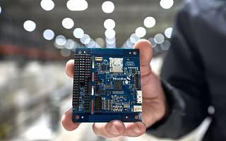 第一颗配备人工智能的对地观测卫星准备发射