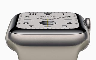 原来 Apple Watch Series 5 使用的是和上一代相同的处理器