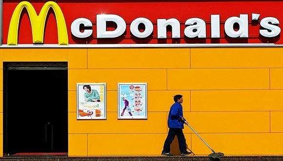 英国汉堡王麦当劳取消供应塑料玩具