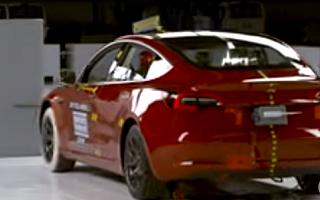 特斯拉Model 3获得IIHS最高安全评级汽车认可