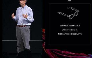Facebook与雷朋共同开发AR智能眼镜