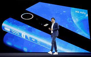小米5G产品发布会,没有掌声