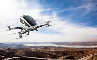 消息称中国无人机厂商亿航智能向纳斯达克申请上市