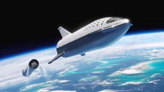馬斯克發布史上最強宇宙飛船