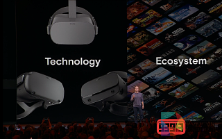 Facebook:Oculus Link功能兼容SteamVR平台游戏
