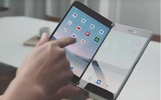 谷歌的胜利:微软Surface Duo依靠其系统和浏览器技术