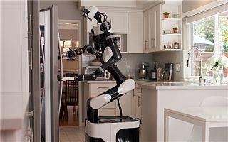 """丰田正使用VR技术训练机器人成为""""家庭助手"""""""