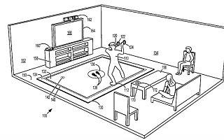 微軟新專利曝光:用于VR設備的地墊,偏離安全范圍可震動警告