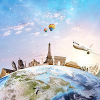 上半年国人出境游支出1275亿美元 超五成花在亚洲