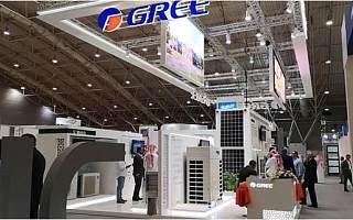 格力智能家居系统海外首秀 智能化产品沙特获称赞