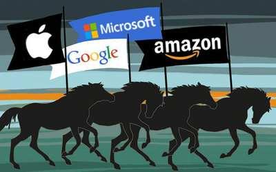 百年国际税法或面临全面修订 苹果谷歌亚马逊等巨头将遭殃