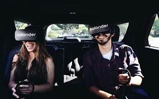 好莱坞环球影城将向公众推出车内VR体验