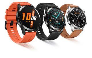 华为Watch GT 2今日正式开售:新增多种运动模式 支持水下监测