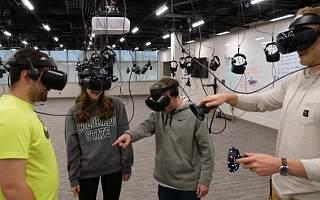 美国科罗拉多州立大学成立VR实验室,在VR中共享可视化医学图像