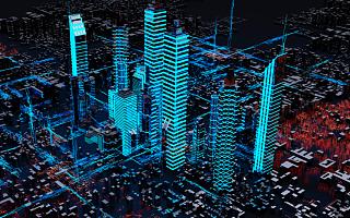 用数字孪生重新定义智慧城市,美象VR推出MxDATA智慧城市CIM数据可视化平台