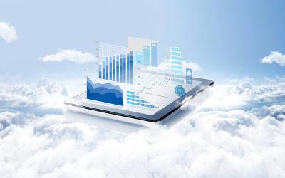 中国云计算产业报告:2019年 中国云计算产业规模将达1290.7亿元