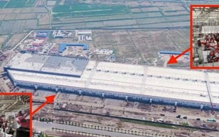上海特斯拉工厂即将建成,国产Model 3本月开始生产,初期每周产能3000辆