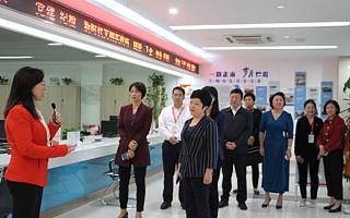 江苏省妇联主席张彤一行赴常州市新北区调研
