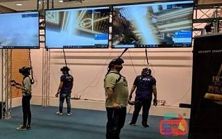 育碧LBE体验将登陆全球240个VR线下体验中心
