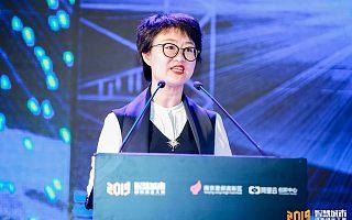 南京建邺高新区朱延琴:通过大赛、产业峰会等形式,创造共同发展态势
