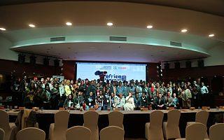 """第二届""""非洲对话""""论坛在海淀创业园成功举办"""