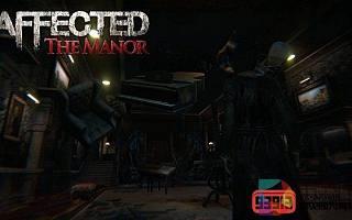 VR恐怖游戏《Affected:The Manor》Oculus Quest版本正在开发中