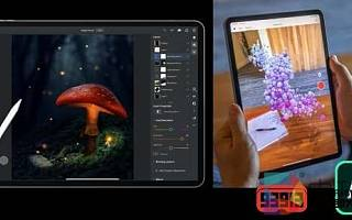 Adobe将为iPad推出AR创作应用程序Aero