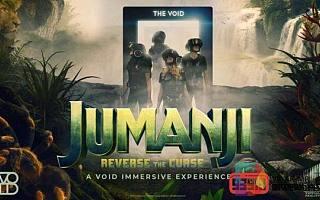 VOID发布最新4D沉浸式体验《Jumanji Reverse the Curse》