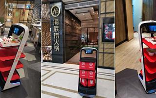 中国市场这么大,专家预测送餐机器人市场将达千亿级