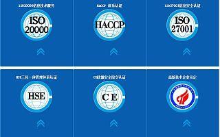 临沂申报企业ISO资质认证怎么办理?