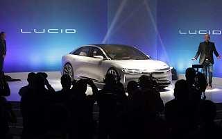 电动汽车公司Lucid Motors宣布工厂建设已经启动