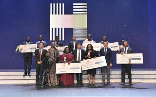 尼日利亚血液输送初创公司 LifeBank 获得马云基金会非洲青年创业奖