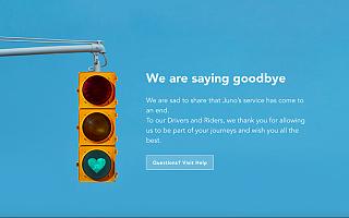 烧钱度日、卖身无果,美四大网约车之一Juno正式倒闭