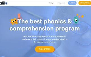 法国教育科技创业公司 Lalil 融资 550 万美元,用人工智能以提高学生的读写能力