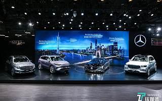 梅赛德斯-奔驰携多款车型亮相2019广州国际车展丨一线车讯