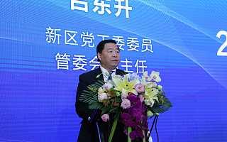 大连金普新区党工委委员吕东升:5G时代未知远大于已知