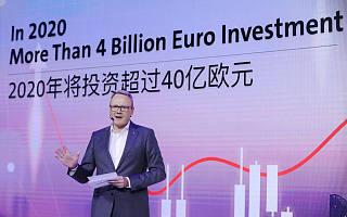 再次加码新能源,初见新大众的中国布局