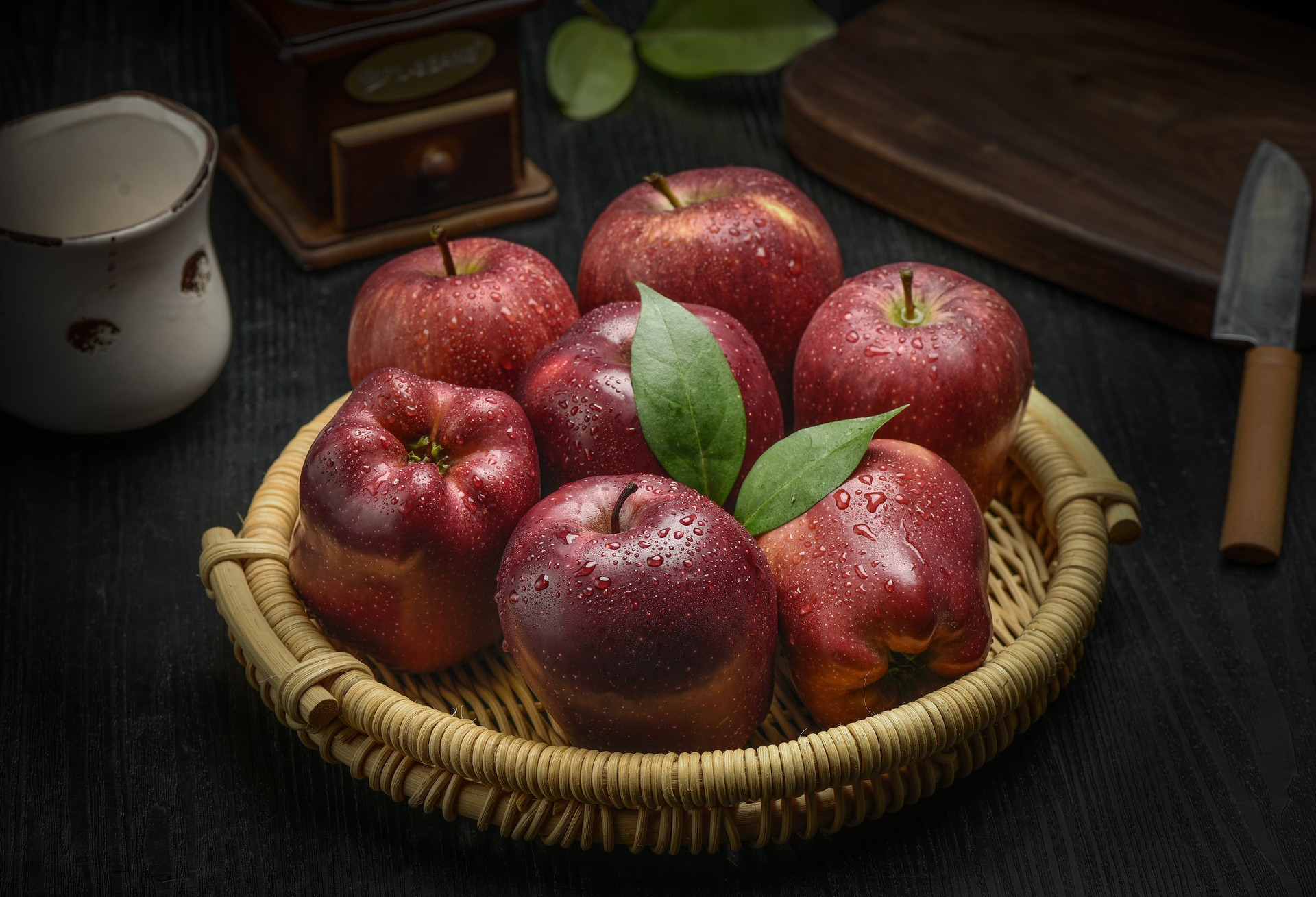 保质期一年的苹果在美国上市