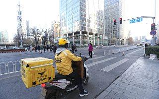 美团推进交通安全警企共治,骑手百万公里事故数下降21.3%