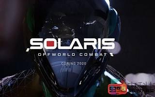 竞技枪战游戏《Solaris:Offworld Combat VR》更新武器系列