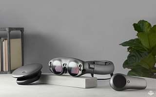 消息称 Magic Leap 的 AR 眼镜推出 6 个月仅卖出 6000 套