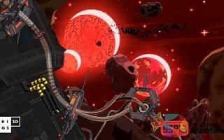VR科幻风格赛车游戏《Radial-G:Proteus》即将登陆Oculus Quest