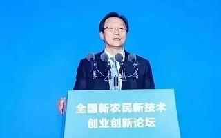 农业农村部部长韩长赋:放活农村土地政策,鼓励社会资本下乡创新创业